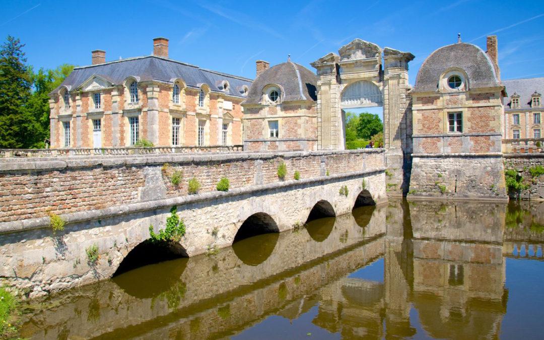 Château de la Ferté St Aubin
